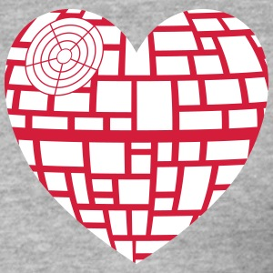 Heart heart vector - Men's Slim Fit T-Shirt