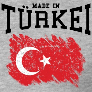 Made in Turkey - Slim Fit T-skjorte for menn
