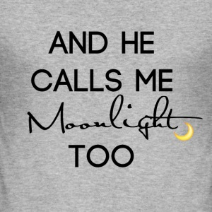 Moonlight - slim fit T-shirt