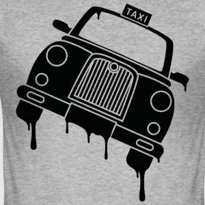 Taxi - Männer Slim Fit T-Shirt