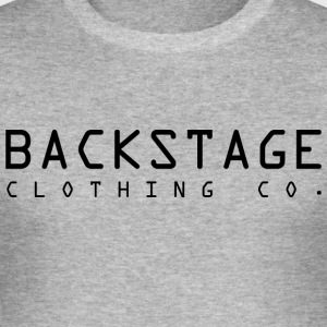 Backstage Clothing Co - slim fit T-shirt