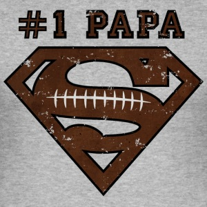 Superman Super Papa Football