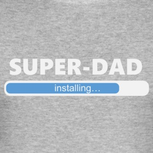 Installation Super Far (1050) - Herre Slim Fit T-Shirt