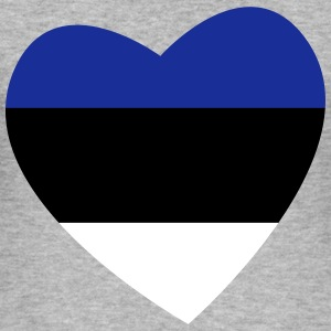 Heart of Estonia - Men's Slim Fit T-Shirt