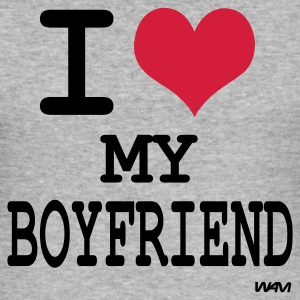 i love my boyfriend by wam
