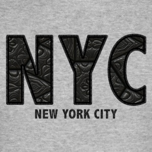 NYC - Tee shirt près du corps Homme