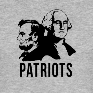 Patriot Patriot USA Amerikaanse Presidenten - slim fit T-shirt