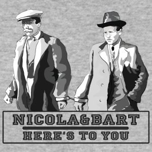 Nicola&Bart - Männer Slim Fit T-Shirt