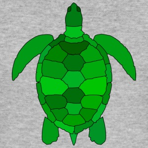 zeeschildpad - slim fit T-shirt