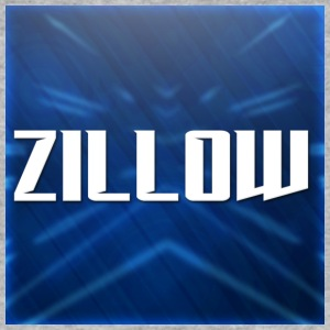 Zillow Logo - slim fit T-shirt