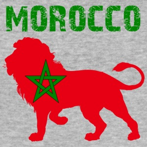 Marocko MAROCKO المغرب LEON - Slim Fit T-shirt herr