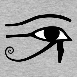Eye of Horus - Slim Fit T-skjorte for menn