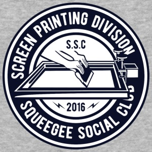Skrapa Social Club - Slim Fit T-shirt herr