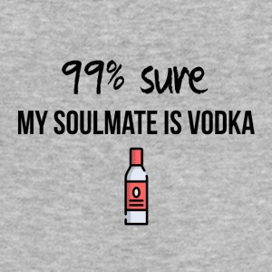 Mijn soulmate is wodka - slim fit T-shirt