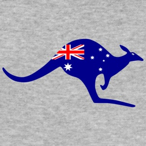 Kangaroo - Australia - Men's Slim Fit T-Shirt