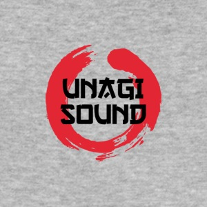 Unagi SOUND LOGO - Herre Slim Fit T-Shirt