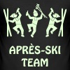 Après-Ski Team (Apres Ski Beer) - Men's Slim Fit T-Shirt