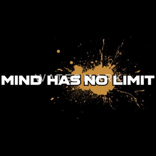 977c8708fe68 Débardeur femme Mind Has No Limit - T-shirt moulant Homme. Devant. Dos.  Design
