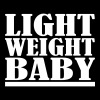 Light Weight Baby - slim fit T-shirt