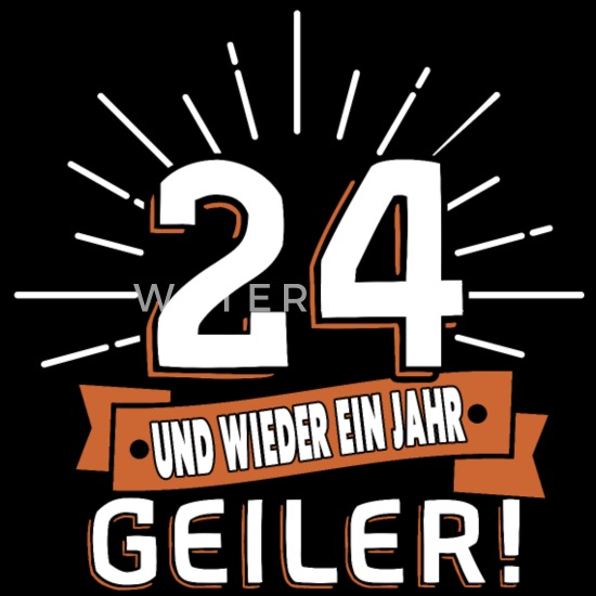 24. Geburtstag