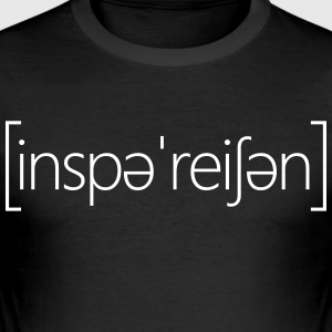 inspiration - Men's Slim Fit T-Shirt