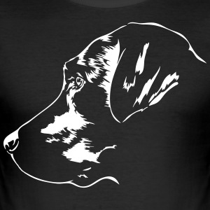 LABRADOR RETRIEVER - Männer Slim Fit T-Shirt