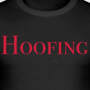 hoofing - Herre Slim Fit T-Shirt