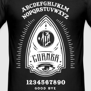 OUIJA PLATT - Slim Fit T-shirt herr