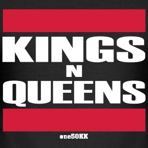 Kings n Queens - Tee shirt près du corps Homme