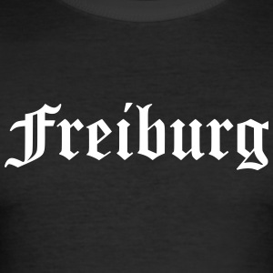 Freiburg - Slim Fit T-skjorte for menn