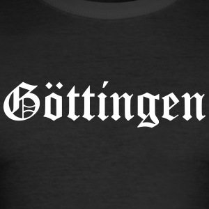 Göttingen - Slim Fit T-shirt herr