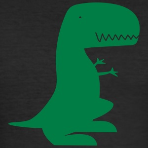 Dino - Slim Fit T-shirt herr