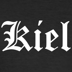 Kiel - Männer Slim Fit T-Shirt