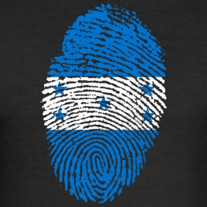 HONDURAS FINGERPRINT T-SHIRT - slim fit T-shirt
