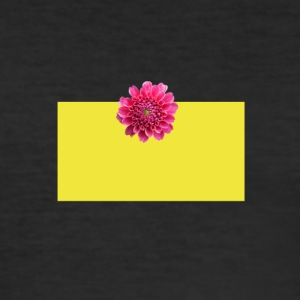 flower - Men's Slim Fit T-Shirt