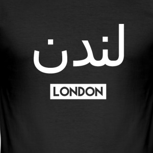 London - Herre Slim Fit T-Shirt