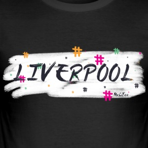 Liverpool 2 - Slim Fit T-skjorte for menn