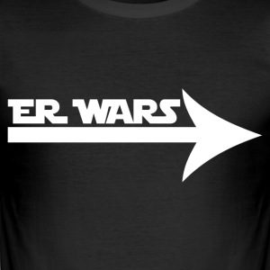 han Wars - Herre Slim Fit T-Shirt