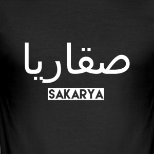 Sakarya - Männer Slim Fit T-Shirt