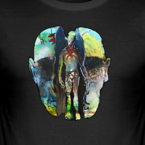in my head - Men's Slim Fit T-Shirt
