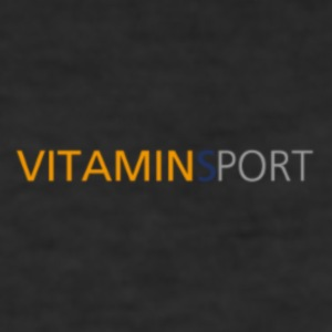 VitaminSport - Männer Slim Fit T-Shirt