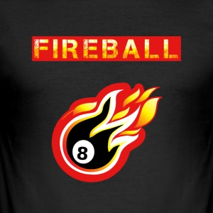 Fireball - Herre Slim Fit T-Shirt