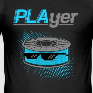 3D printer T-shirt - Men's Slim Fit T-Shirt