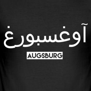 augsburg - Men's Slim Fit T-Shirt