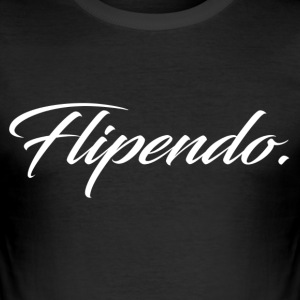 Flipendo. - Men's Slim Fit T-Shirt