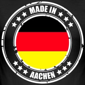 AACHEN - Men's Slim Fit T-Shirt