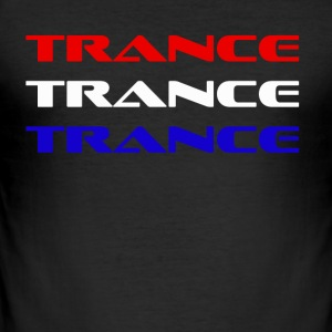 trance Holland - Slim Fit T-skjorte for menn