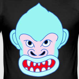 Blue Gorilla - slim fit T-shirt