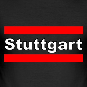 Stuttgart Premium - Men's Slim Fit T-Shirt