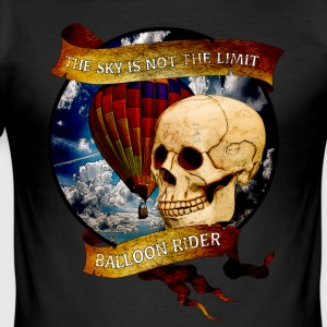 Balloon Rider - slim fit T-shirt